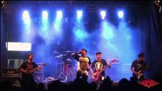 human autopsy fragmentari para ular live at grind to death fest 2015