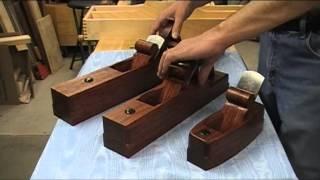 Wooden Bench Plane Set