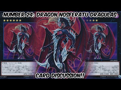 Number 24: Dragon Nosferatu Dragulas Discussion - OOHHH!
