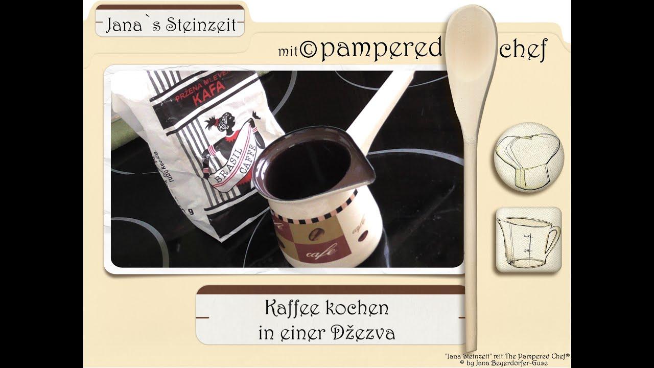 Wie Kocht Kaffee kaffee kochen in einer džezva