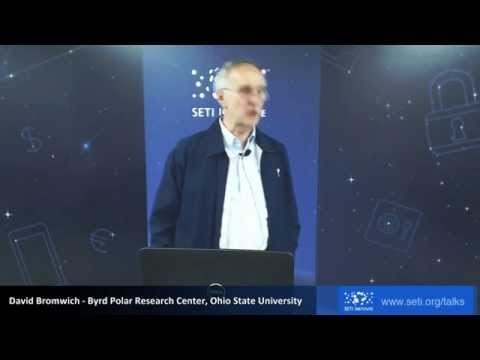 Climate Change and West Antarctica - David Bromwich (SETI Talks)