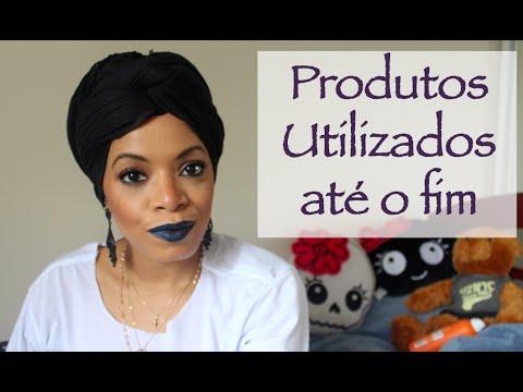 Produtos Utilizados até o fim #6   Maraisa Fidelis