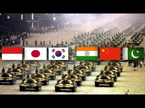 6 Negara MACAN ASIA Yang Sulit Di Takhlukan