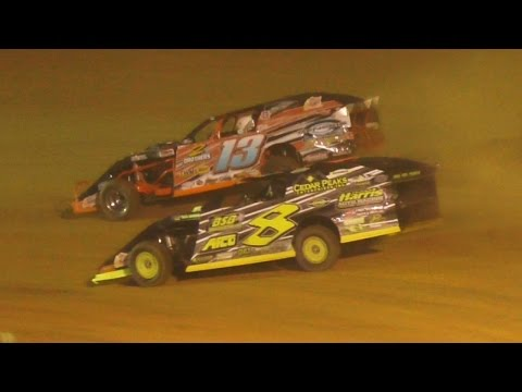 Renegades of Dirt Modified Feature | Tyler County Speedway | 7-8-16