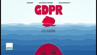 The GDPR monster blockbuster thumbnail