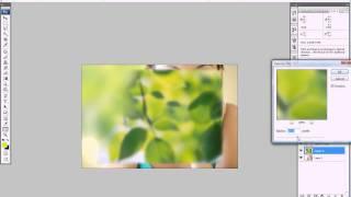 Добавление объектов на передний план в фотошопе