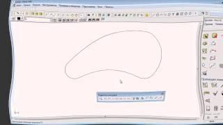 bCAD 3.10 | инструмент «скругление»