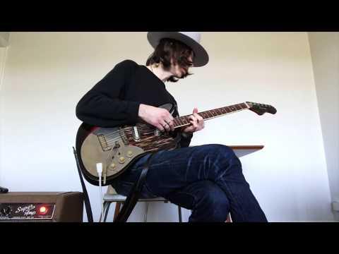 Barrie Cadogan plays Jimi Hendrix 'Electric Ladyland'