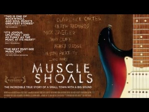 "Muscle Shoals Documentary w/ dir. Greg ""Freddy"" Camalier"
