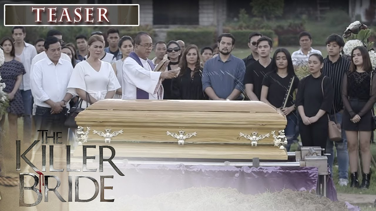 The Killer Bride October 21, 2019 Teaser