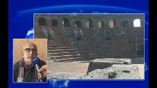 Creta Torna Direttore Del Teatro Romano Di Benevento
