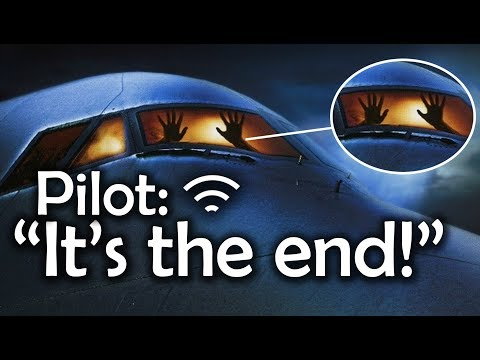 5 Most Disturbing & Saddest Last Words From Pilots (Blackbox