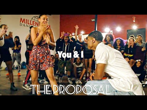Uplifting - Dancer's Mid-Routine Proposal Will Make You Cry