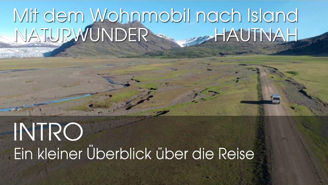 Mit dem Wohnmobil nach Island - Naturwunder hautnah - INTRO