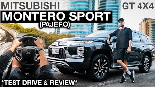 2021 Mitsubishi Montero (Pajero) Sport 2.4 Diesel 4x4 GT Edition (Interior, Exterior...