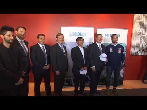 Hisense Australia extends naming rights of Hisense Arena