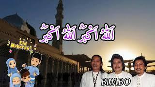 FAJAR 1 SYAWAL - BIMBO (original audio with lyrics)