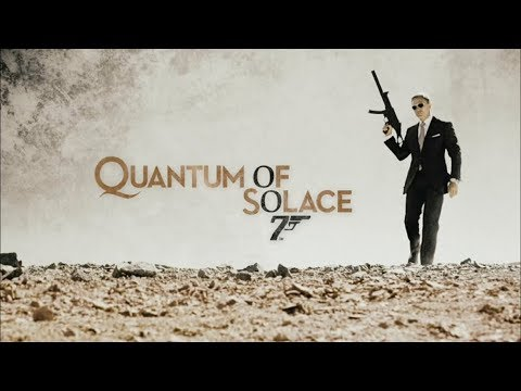 007 - QUANTUM OF SOLACE -TiTAN Play- Komplet play