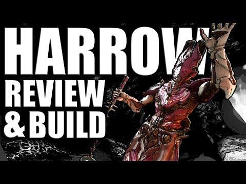 Warframe - Harrow Review and Build