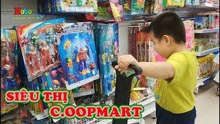 Đồ Chơi Trẻ Em ❤ Bé Đi Siêu Thị Coopmart Rạch Giá ❤ Bé Mua Đồ Chơi