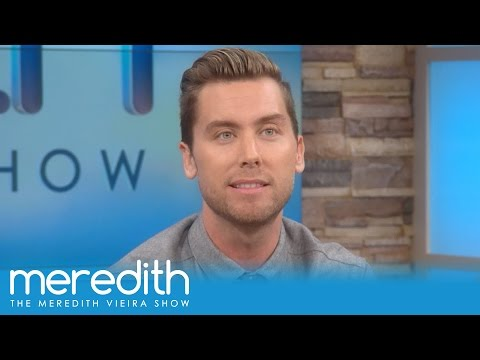 Lance Bass on Sexual Harassment | The Meredith Vieira Show ...
