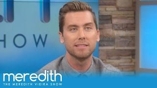Lance Bass on Sexual Harassment | The Meredith Vieira Show