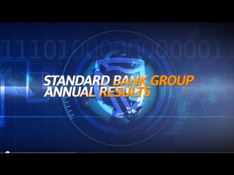 Standard Bank Group 2014 Annual Results