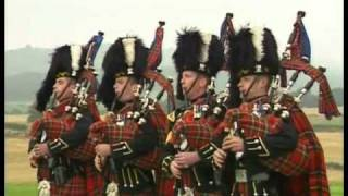 RSDG - Royal Scots Dragoon Guard - The Gael