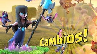 CAMBIOS TALLER DEL CONSTRUCTOR 6 | Clash of Clans