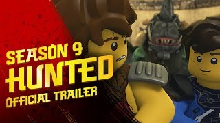 Hunted – LEGO NINJAGO – Official Season 9 Trailer