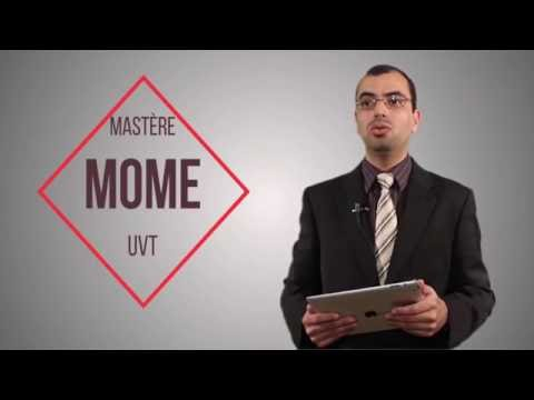 présentation mastère MOME - université virtuelle de tunis
