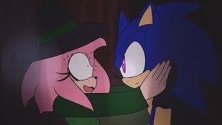 Sonic on Halloween 2