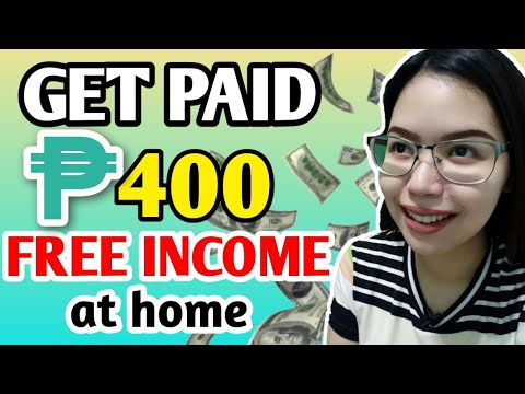 GET PAID P400 DAILY | FREE INCOME DURING LOCKDOWN | CELLPHONE LANG GAMIT | 100% LEGIT PAGKAKAKITAAN