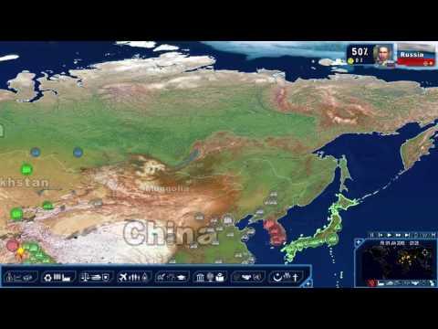 Geopolitical Simulator 4: Rebuilding a Russian Empire pt. 1 - Strategic Overview