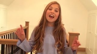 rosie from sophia grace rosie goes solo covers little mix s touch