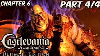 Castlevania: Lords Of Shadow - Let's Play - Chapter 6 Part 4/4 Refectory