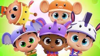 Junior Squad - Nursery Rhymes & Kids Songs live stream on Youtube.com