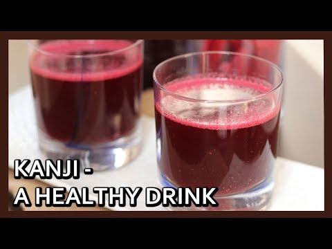 Kanji Recipe   Black Carrot Drink   Healthy Digestive Drink   Holi Special Drink   Healthy Kadai