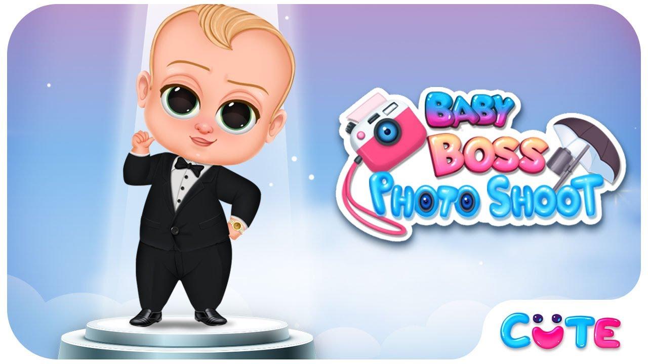Baby Boss Photo Shoot - Princess Fashion Dress Up Games - YouTube
