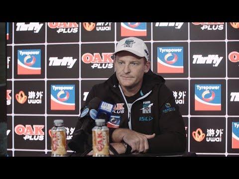 Michael Voss press conference - 23 April 2018