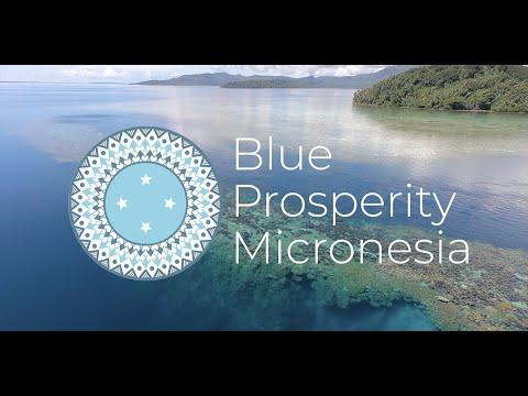 Blue Prosperity Micronesia 1 Year Anniversary