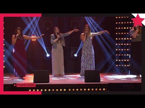 Skin on Skin (Sarah Connor) - Timea, Larissa, Veneranda und Patricia | POPSTARS