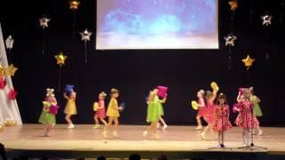 детский танец  г. Кемерово, студия спортивно-эстрадного танца
