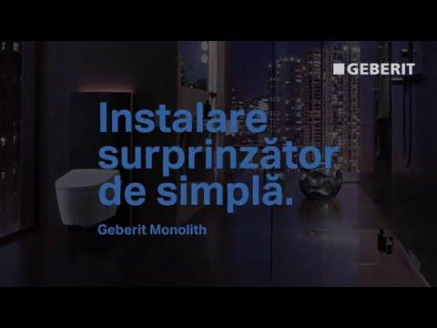 Geberit Monolith 2016 WC Wall drain - Installationde YouTube · Haute définition · Durée:  4 minutes 46 secondes · 14.000+ vues · Ajouté le 23.09.2016 · Ajouté par Geberit