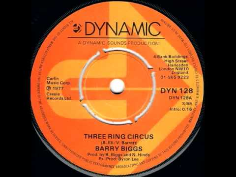 Barry Biggs - Three Ring Circus