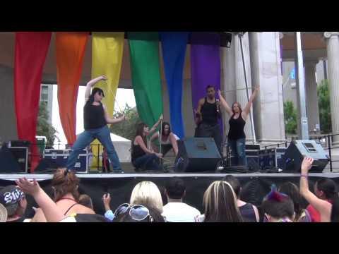 Fab Morvan (Milli Vanilli) - Denver PrideFest 2012 (Full Concert HD) music
