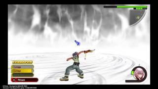 KINGDOM HEARTS HD 2.8 final boss armored ventus nightmare - dream drop distance