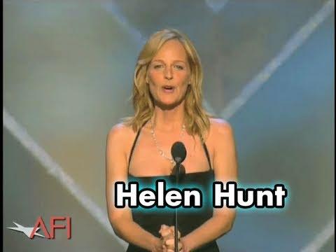 Helen Hunt On Working With Tom Hanks In CASTAWAY