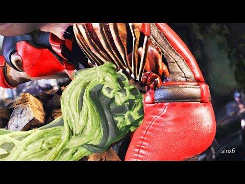 INJUSTICE 2 - Mortal Kombat X-RAY