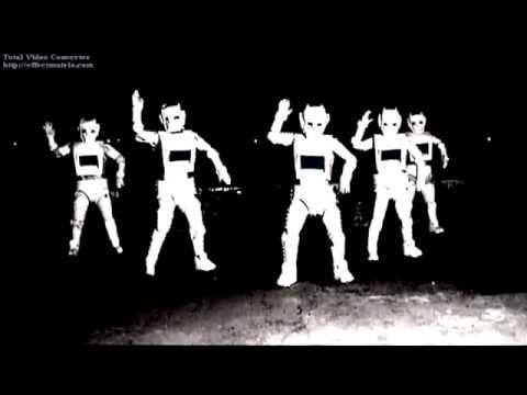 Best Robotic Group Dance-1 ABCD DANCE Zone, BANBASA